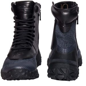 Nike Zoom Black Boot Sneakers KYNSI JCRD WP Size 9